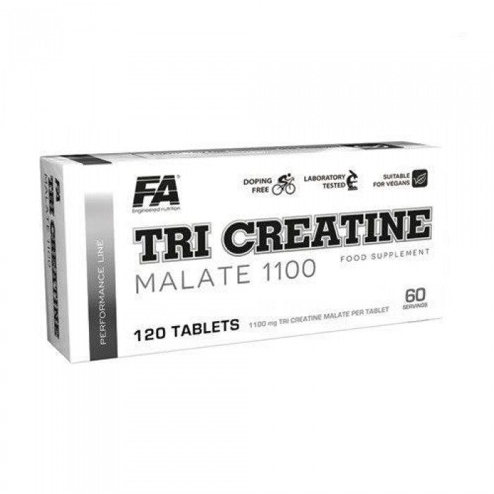 FA Nutrition - TRI CREATINE MALATE 1100 / 120tabs.